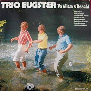 Cover - Trio Eugster: Vo Allem S'bescht