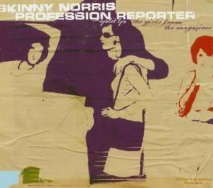 Skinny Norris: Girls From The Magazines, The - Cover