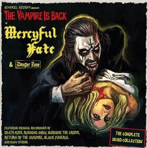 Mercyful Fate: Vampire Is Back, The - Cover