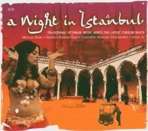 Cover - Thunder Of The Swords: Night In Istanbul - Traditional Ottoman Music Meets The Latest Turkish Beats, A
