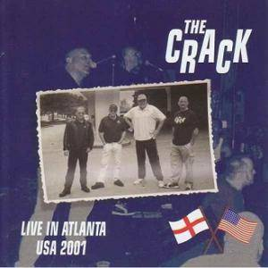 Cover - Crack, The: Live In Atlanta