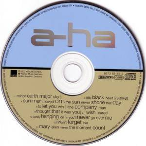 a-ha: Minor Earth | Major Sky (CD) - Bild 4