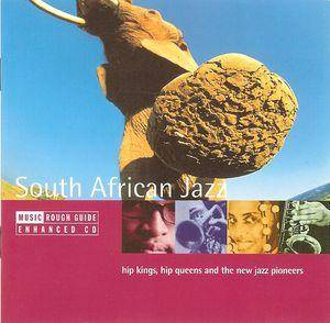 Cover - Miriam Makeba & The Skylarks: Rough Guide To South African Jazz, The