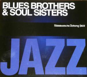 Cover - Jerry Butler & The Impressions: Blues Brothers & Soul Sisters