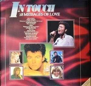 Cover - Paul Williams: In Touch (28 Messages Of Love)