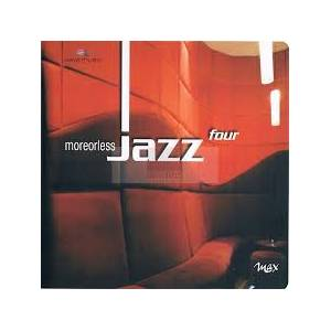 Moreorless Jazz Four - Cover