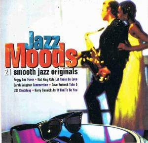 Cover - Crusaders Feat. Randy Crawford, The: Jazz Moods