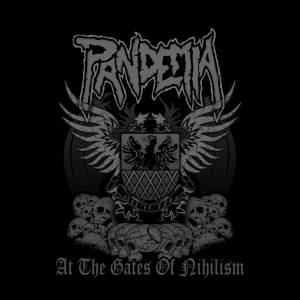 Pandemia: At The Gates Of Nihilism - Cover