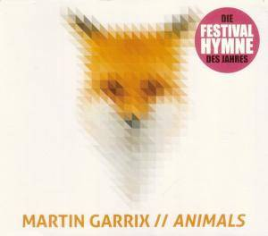 Cover - Martin Garrix: Animals