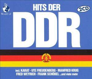Hits Der DDR - Cover