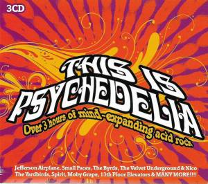 This Is Psychedelia - Cover