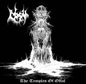Absu: Temples Of Offal / Return Of The Ancients, The - Cover