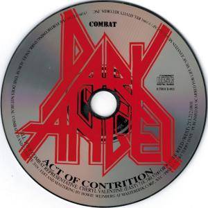Cover - Dark Angel: Act Of Contrition