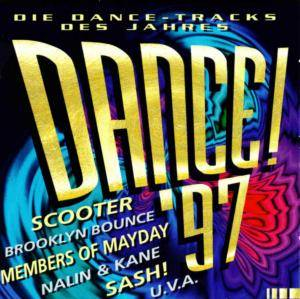 Cover - Cyrus &  The Joker: Dance! '97 - Die Dance-Tracks Des Jahres