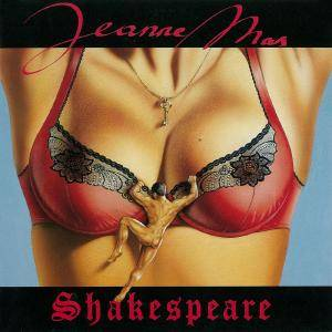 Jeanne Mas: Shakespeare - Cover