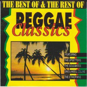 Cover - Ethiopians, The: Best Of & The Rest Of Reggae Classics, The