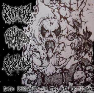 Cover - Putrified J: Audio Depravity In The Key Of Sick