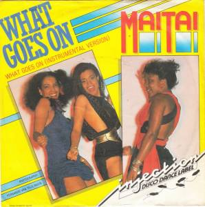 Cover - Mai Tai: What Goes On