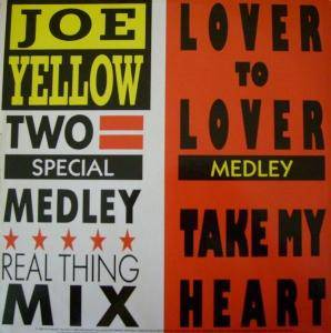 Cover - Joe Yellow: Special Medley