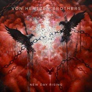 Von Hertzen Brothers: New Day Rising - Cover