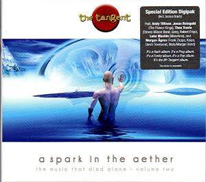 The Tangent: Spark In The Aether, A - Cover