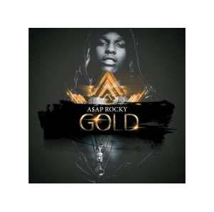 Cover - A$AP Rocky: Gold