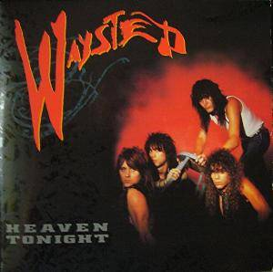Waysted: Heaven Tonight - Cover