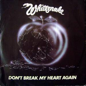 Whitesnake: Don't Break My Heart Again - Cover