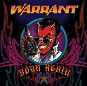 Warrant: Born Again - Cover