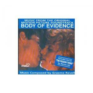 Body Of Evidence - Music From The Original Motion Picture Soundtrack - Cover