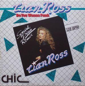 Cover - Lian Ross: Do You Wanna Funk