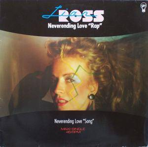 Cover - Lian Ross: Neverending Love