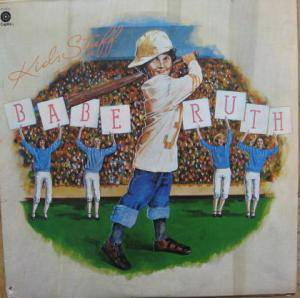 Cover - Babe Ruth: Kid's Stuff