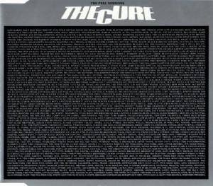 The Cure: Peel Sessions, The - Cover