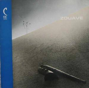 C Cat Trance: Zouave - Cover