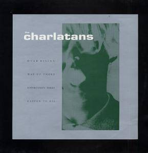 The Charlatans: Over Rising - Cover