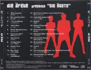 """Die Ärzte: Die Ärzte Presents """"Die Ärzte"""" (CD) - Bild 3"""