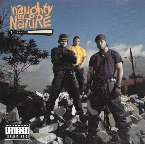 Cover - Naughty By Nature: Naughty By Nature