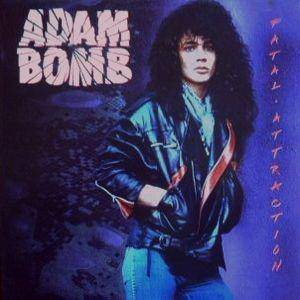 Adam Bomb: Fatal Attraction - Cover