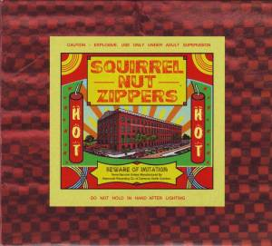 Cover - Squirrel Nut Zippers: Hot