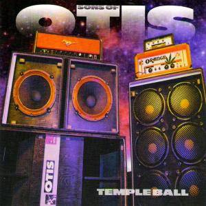 Sons Of Otis: Templeball - Cover