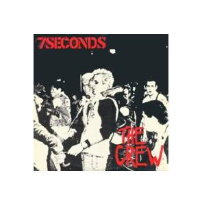 7 Seconds: Crew, The - Cover