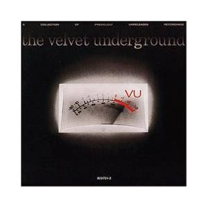 The Velvet Underground: VU - Cover