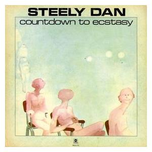 Steely Dan: Countdown To Ecstasy - Cover