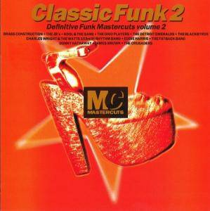 Cover - J.B.'s, The: Classic Funk Mastercuts Volume 2