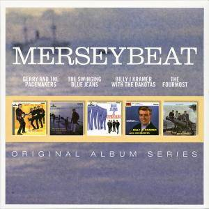 Cover - Fourmost, The: Original Album Series - Merseybeat