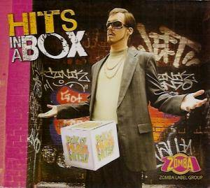 Cover - Augie March: Hits In A Box