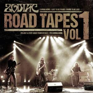 Zodiac: Road Tapes Vol 1 - Cover