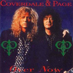 Cover - Coverdale • Page: Over Now