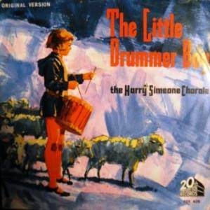Cover - Harry Simeone Corale, The: Little Drummer Boy, The